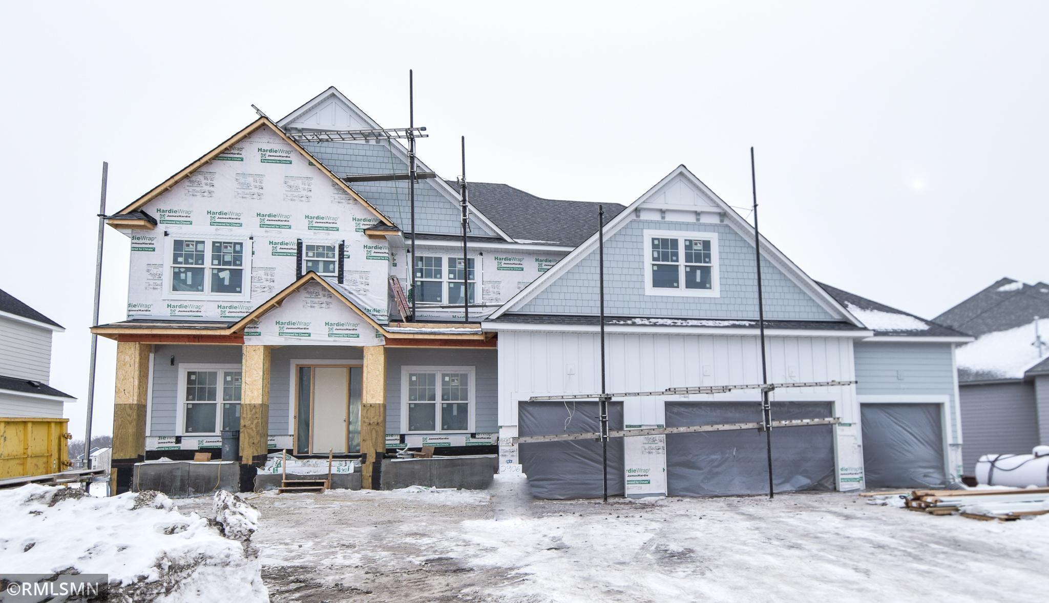 2906 132nd Court NE Property Photo - Blaine, MN real estate listing