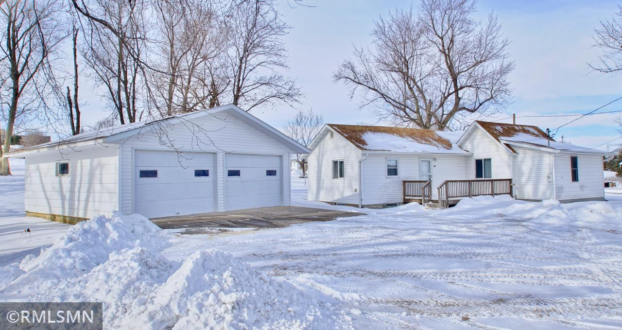 207 1st Street Property Photo - Bellechester, MN real estate listing