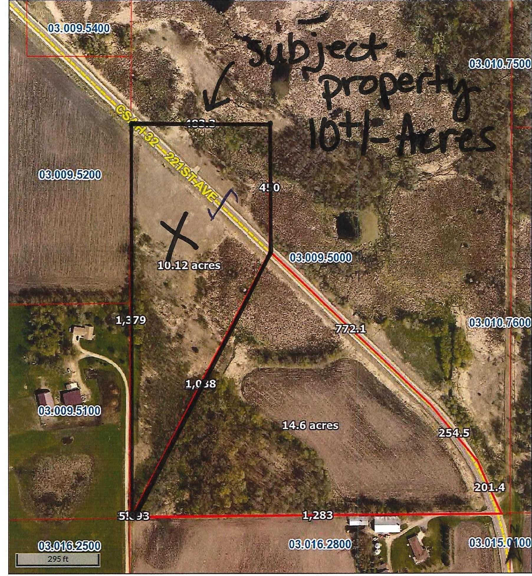 2XX Co Rd 32 Property Photo - Belle Plaine, MN real estate listing