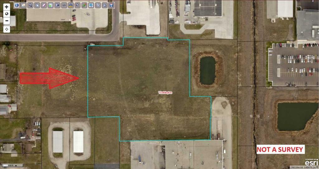 Lt 2 Blck 2 Stower Drive Property Photo - Worthington, MN real estate listing