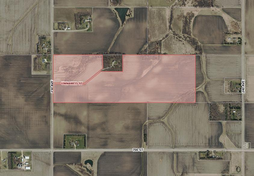 TBD 230th Avenue - Kasson Avenue Property Photo - Canisteo Twp, MN real estate listing