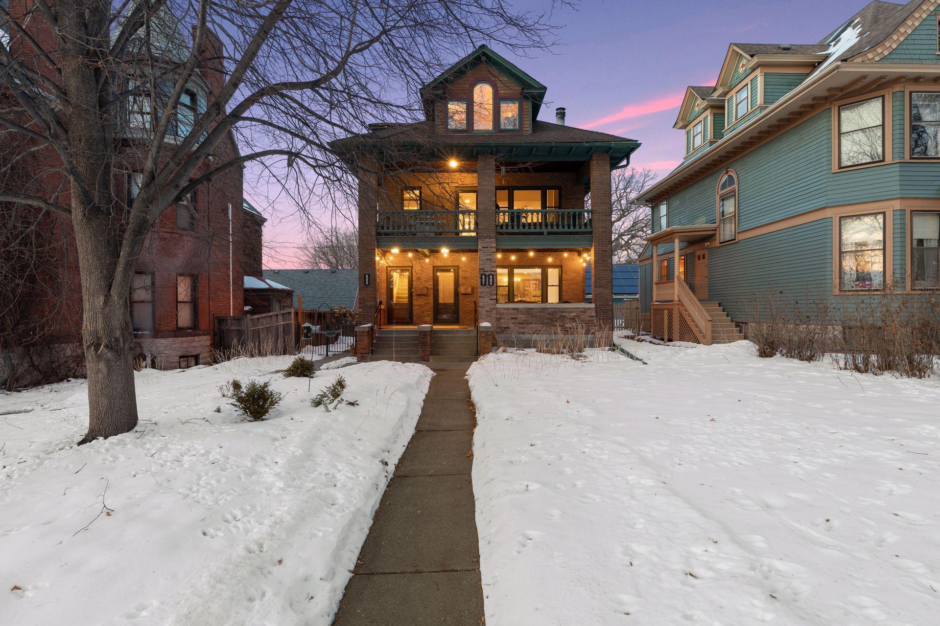 607 Dayton Avenue Property Photo