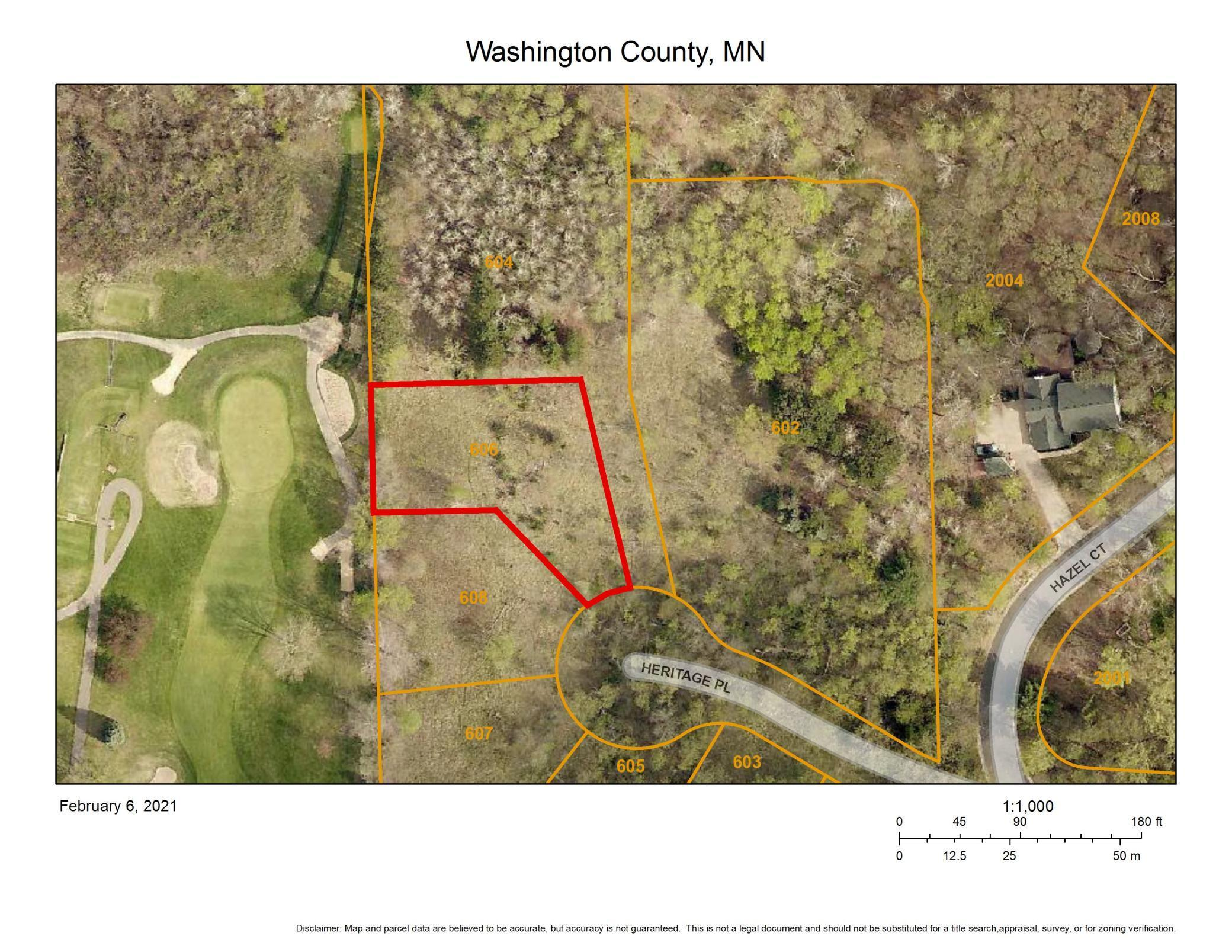 606 Heritage Place Property Photo - Stillwater, MN real estate listing