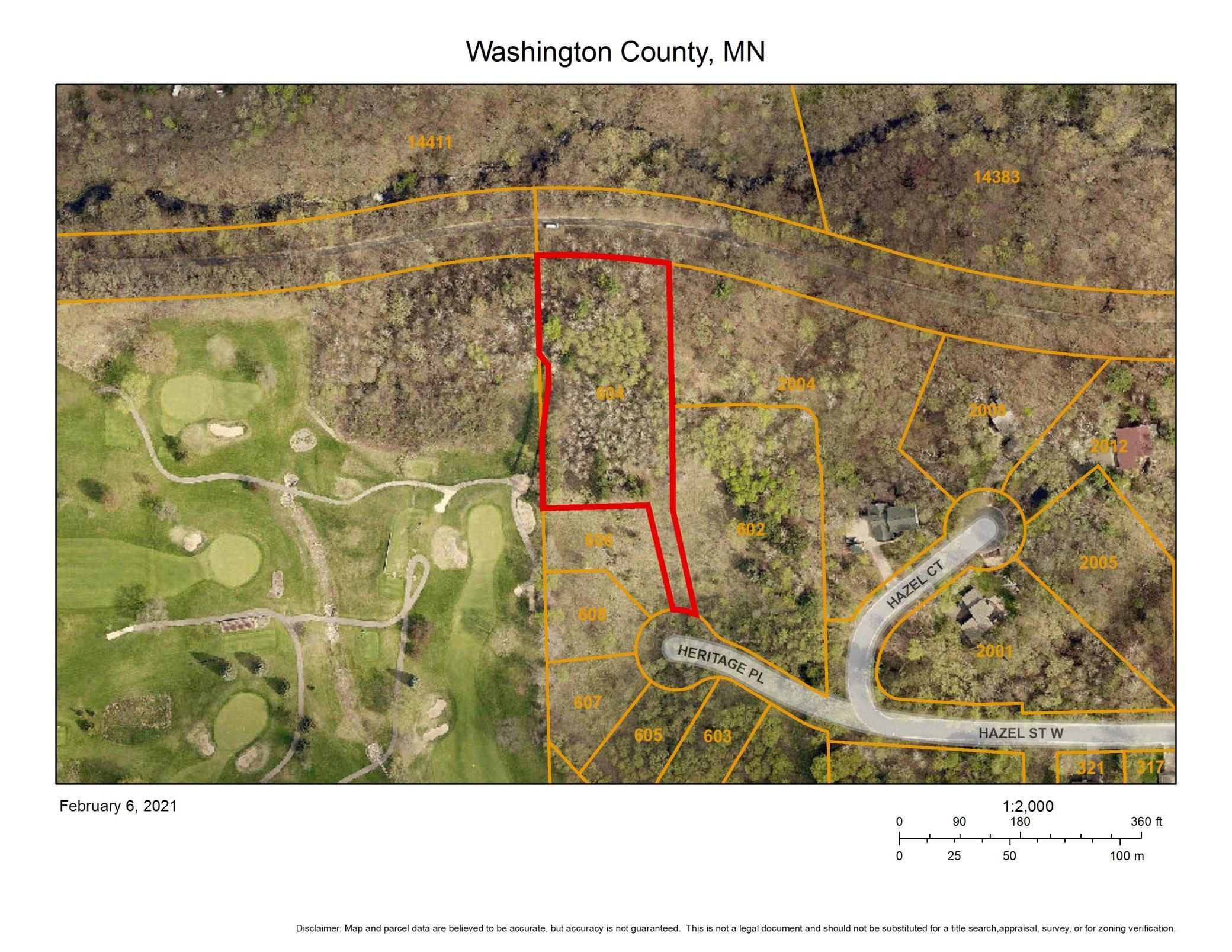 604 Heritage Place Property Photo - Stillwater, MN real estate listing