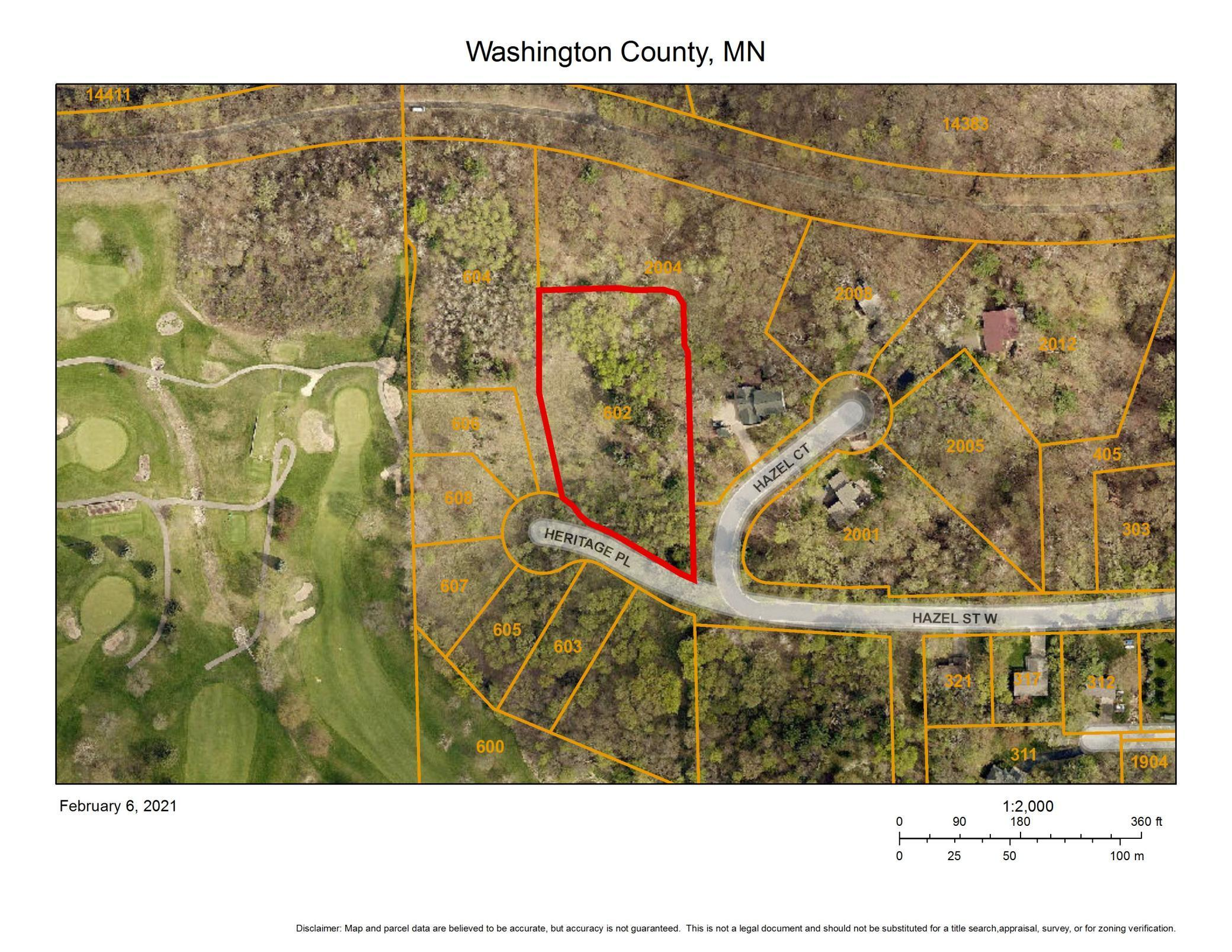 602 Heritage Place Property Photo - Stillwater, MN real estate listing