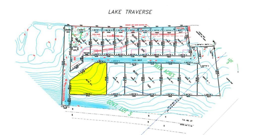 5550 REED DRIVE Property Photo - Browns Valley, MN real estate listing