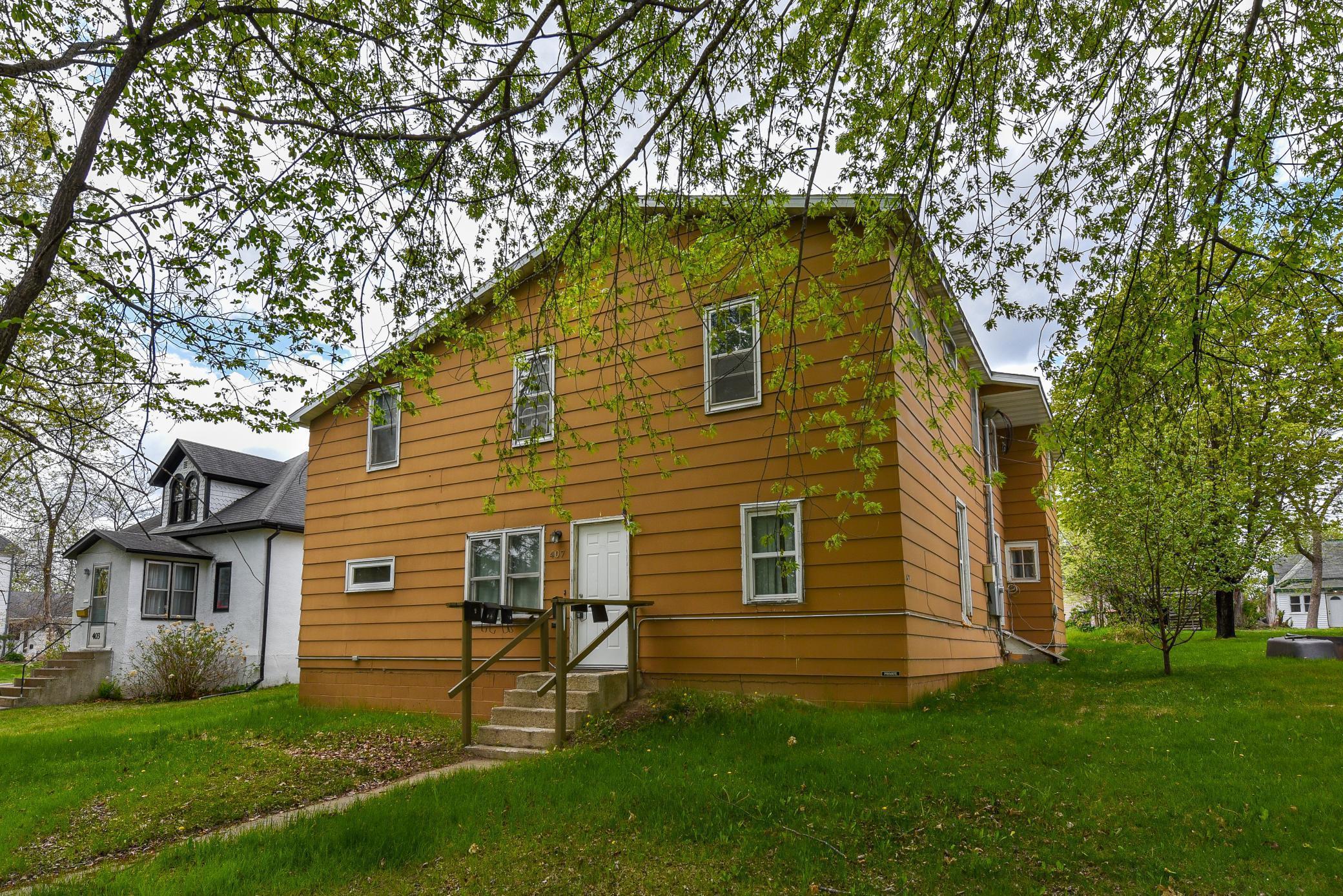 407 7th Street NE Property Photo - Staples, MN real estate listing