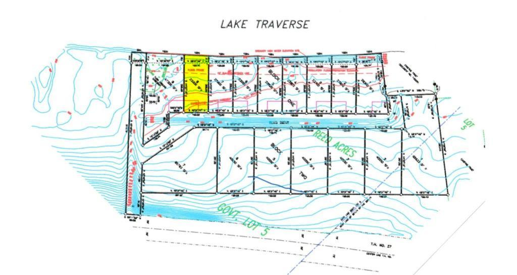 5553 REED DRIVE Property Photo - Browns Valley, MN real estate listing