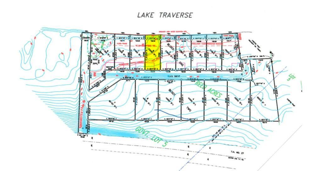 5557 REED DRIVE Property Photo - Browns Valley, MN real estate listing
