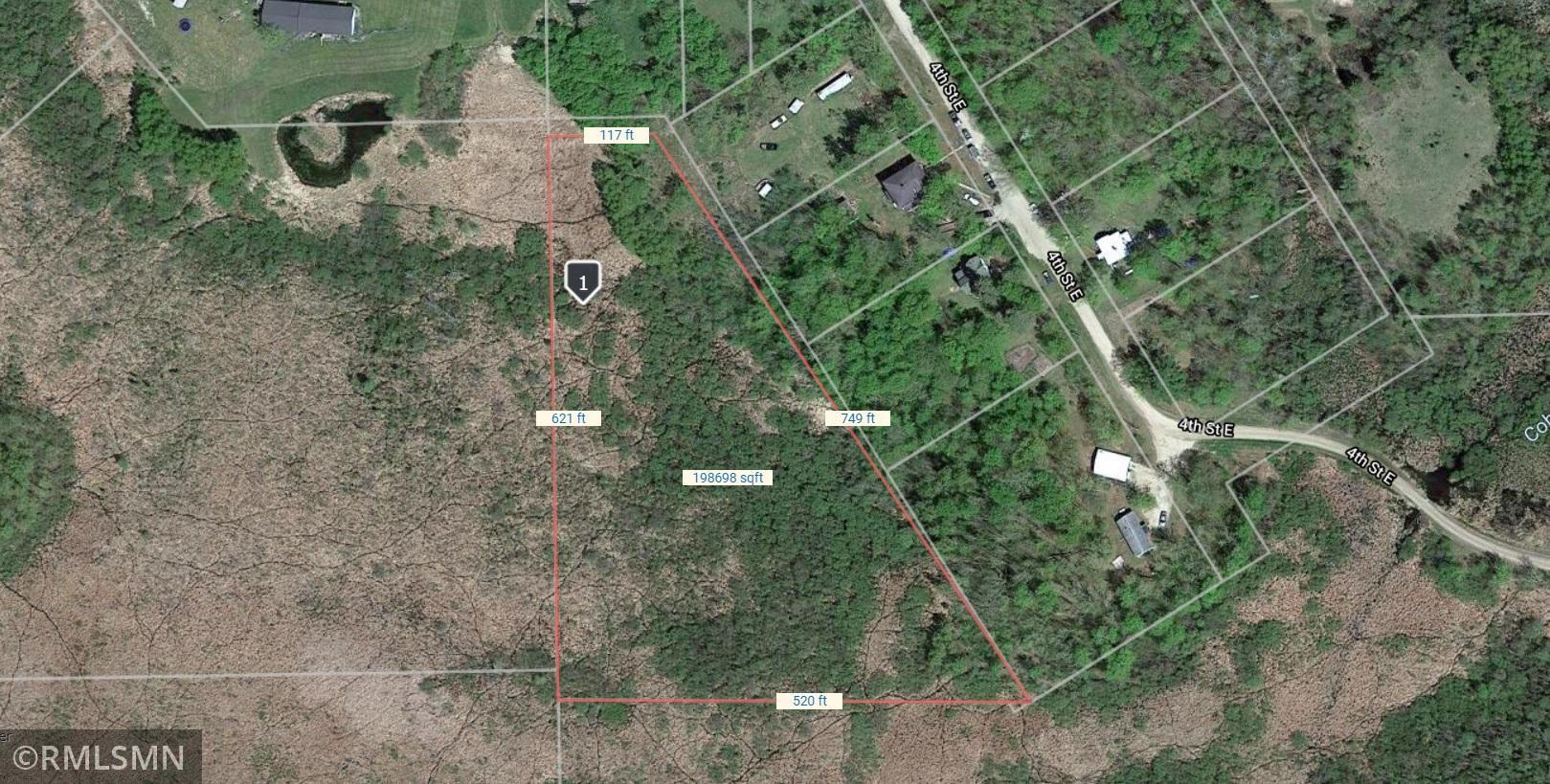xxx Unlisted Property Photo - Blackduck, MN real estate listing