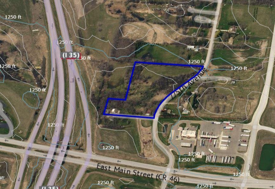 21135 775th Avenue Property Photo - Albert Lea, MN real estate listing