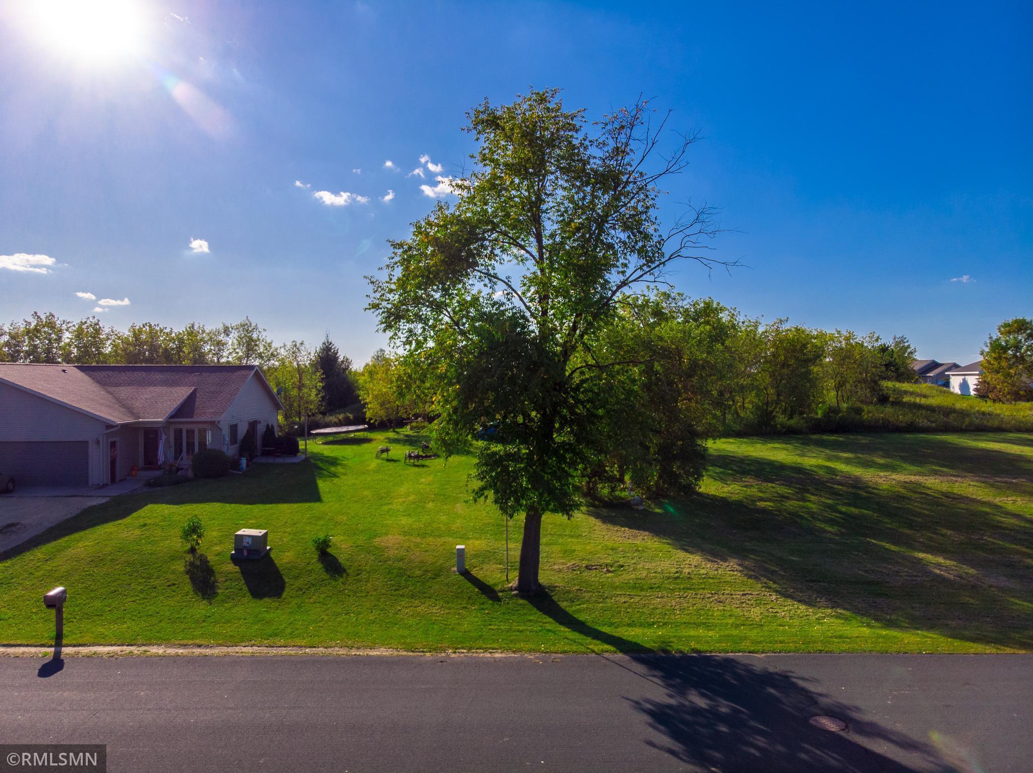 Lot 1 3rd Street Property Photo - Glenwood City, WI real estate listing