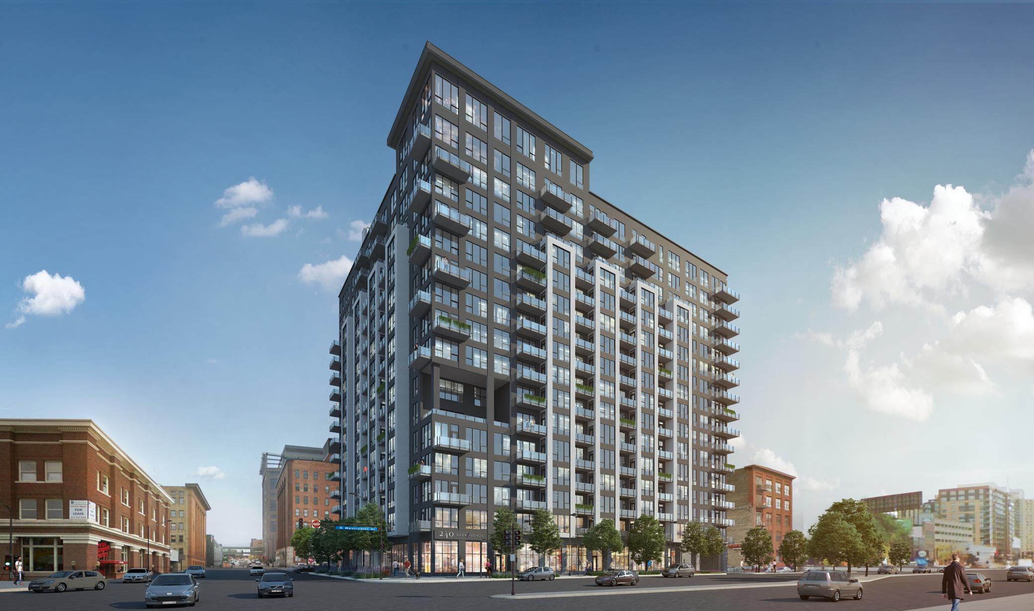 240 Park Avenue #1602 Property Photo