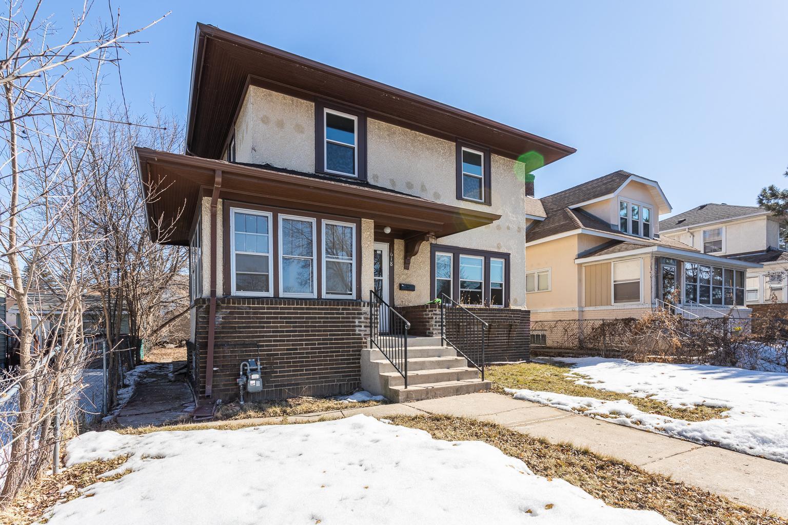 1618 Sheridan Avenue N Property Photo