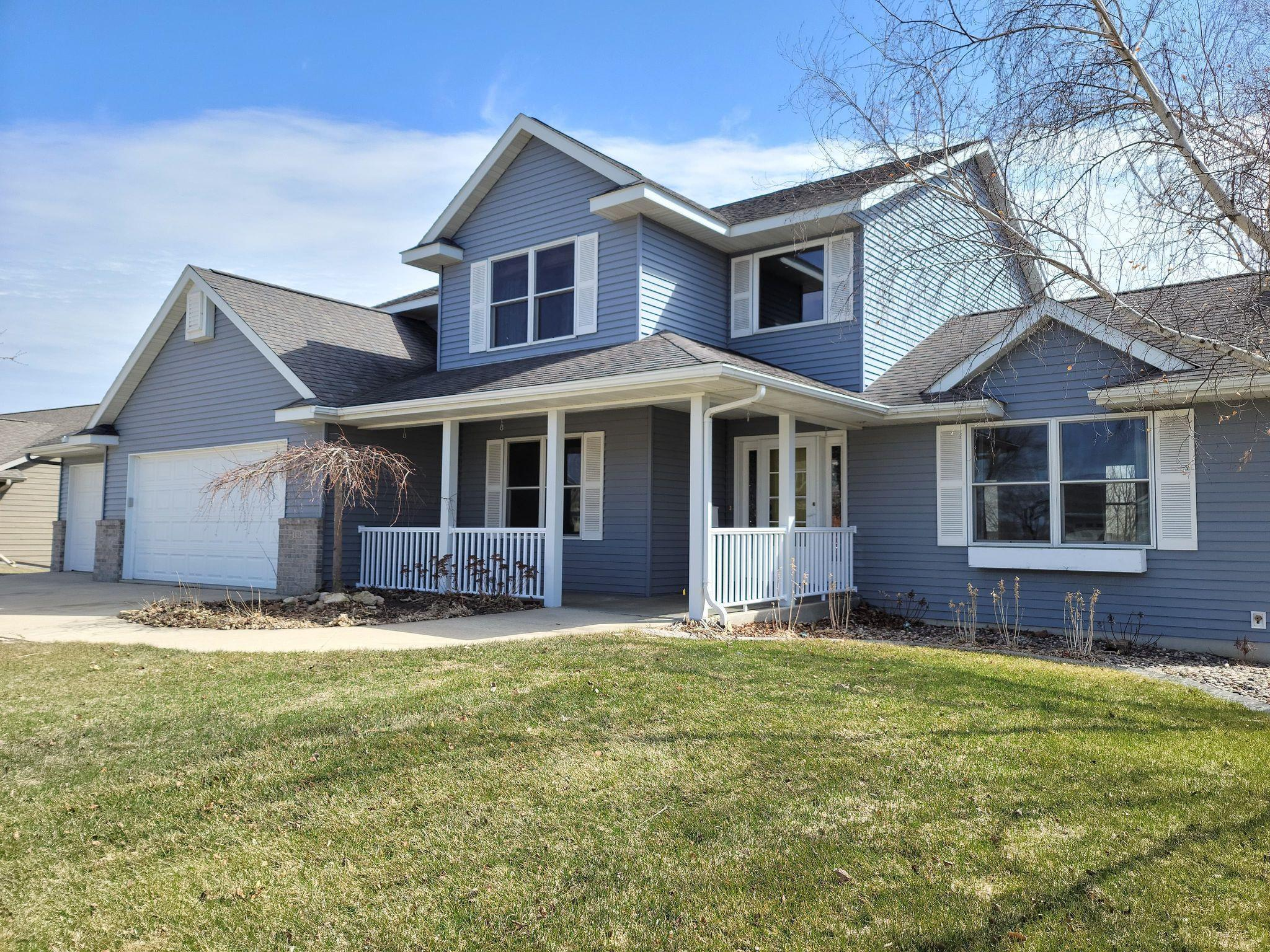 1314 Whispering Hills Drive Property Photo - Saint Charles, MN real estate listing