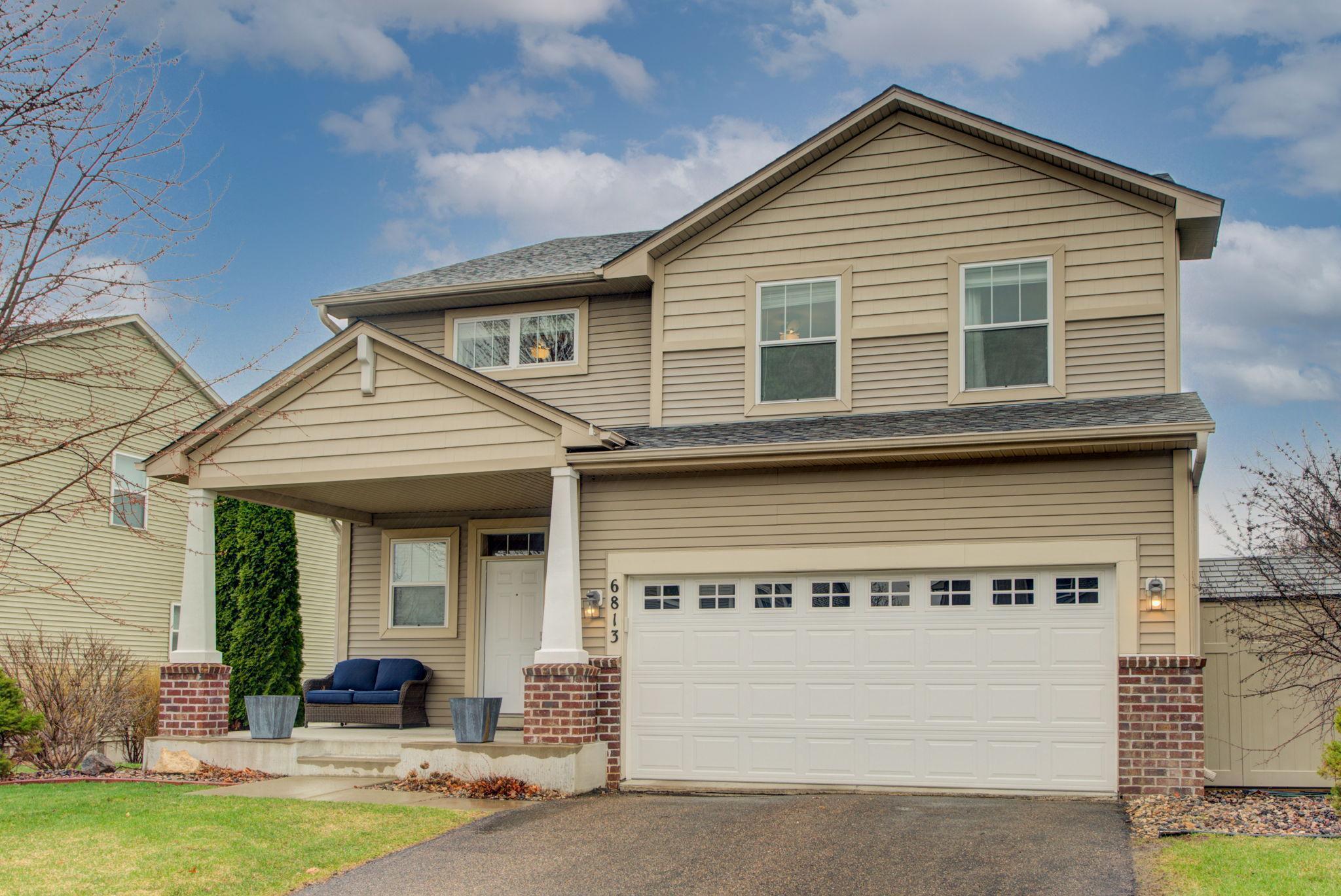 6813 Troy Lane N Property Photo