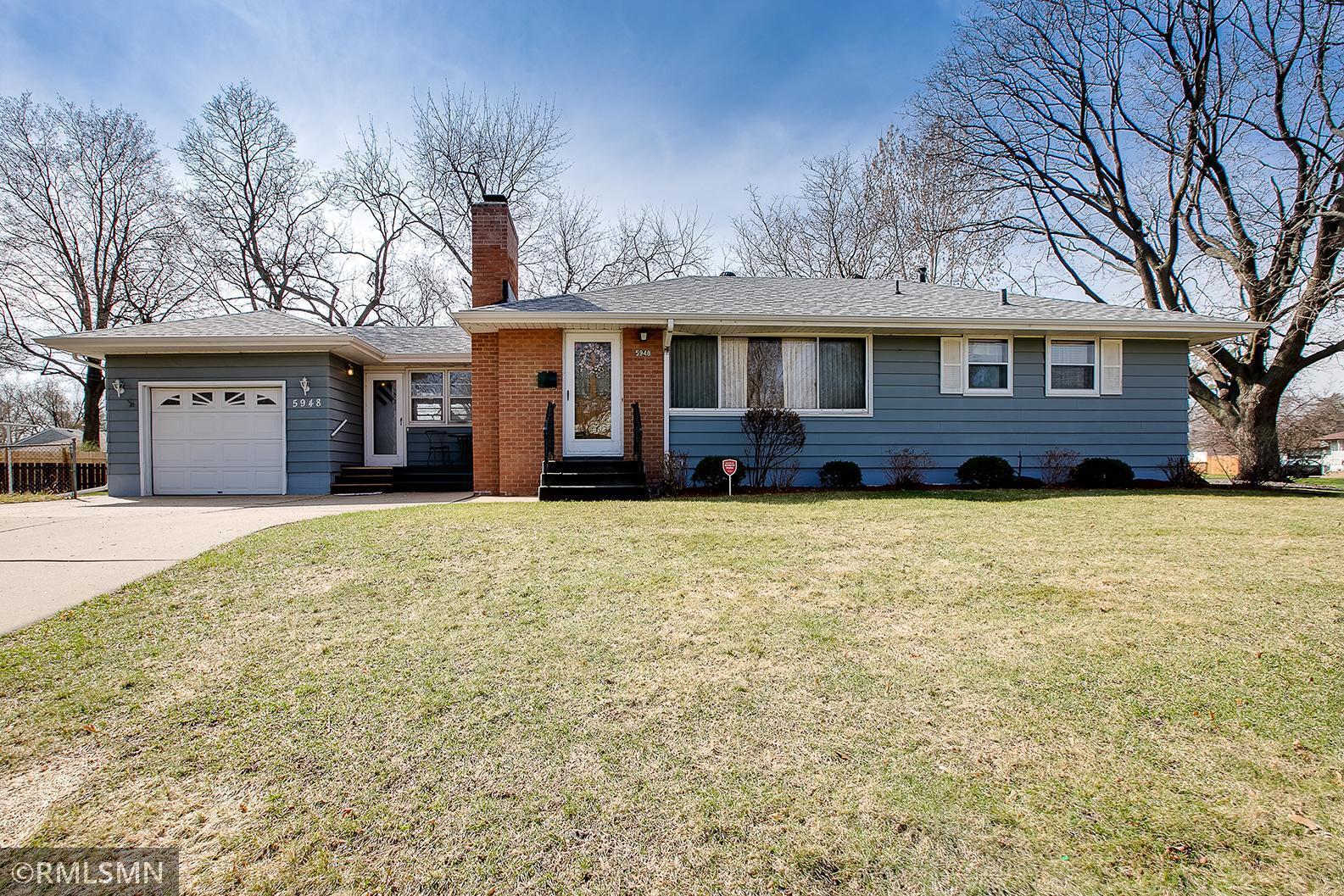 5948 Zenith Avenue N Property Photo