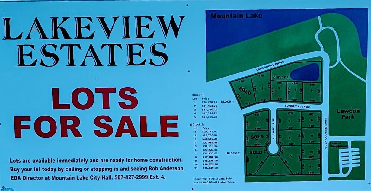 Blk 2 Lot 9 Sunset Avenue-prairie Lane Property Photo