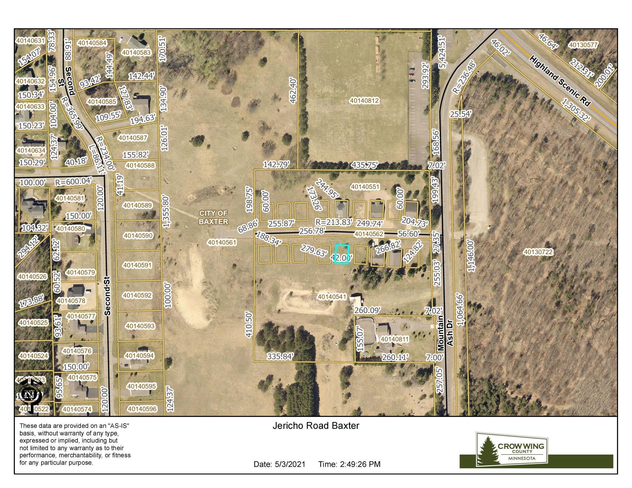 Tbd Lot 6 Jericho Road Property Photo