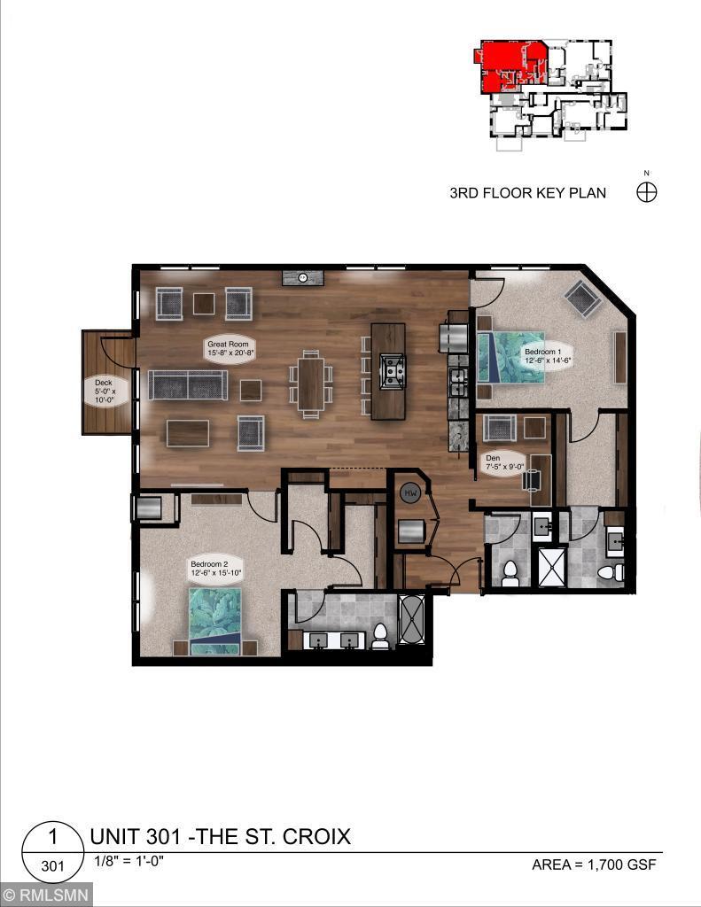517 2nd #301 Property Photo