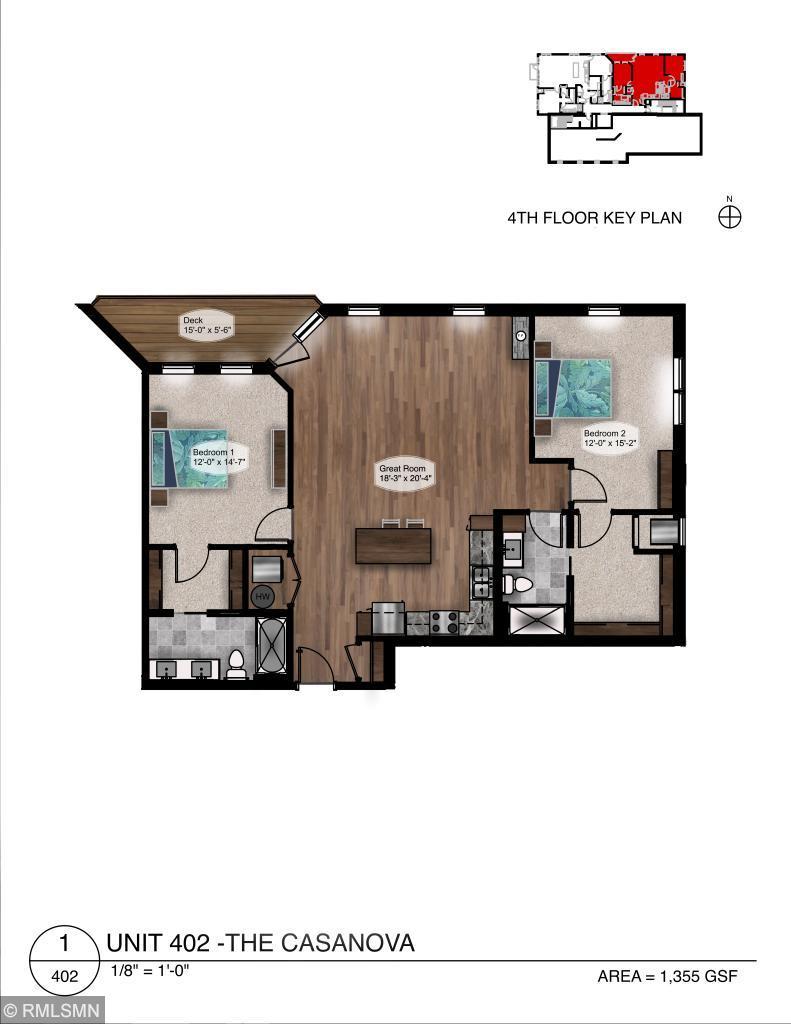517 2nd #402 Property Photo