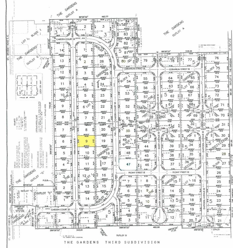 4234 Fern Avenue Se Property Photo