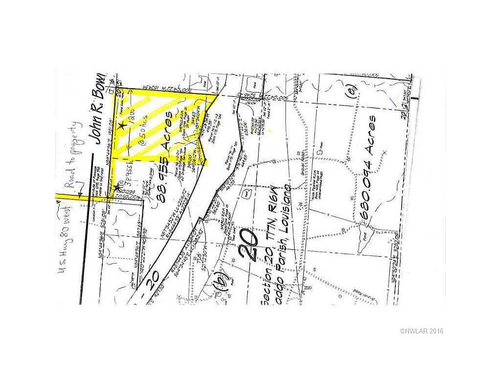 0 Highway 80 West, Greenwood, LA 71033 - Greenwood, LA real estate listing