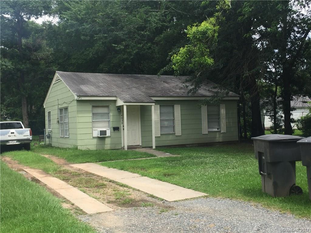 4039 Union, Shreveport, LA 71108 - Shreveport, LA real estate listing