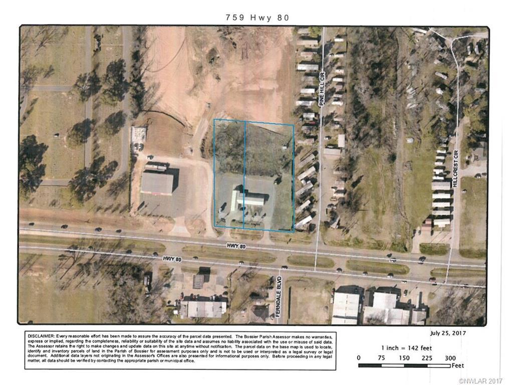759 Highway 80, Haughton, LA 71037 - Haughton, LA real estate listing