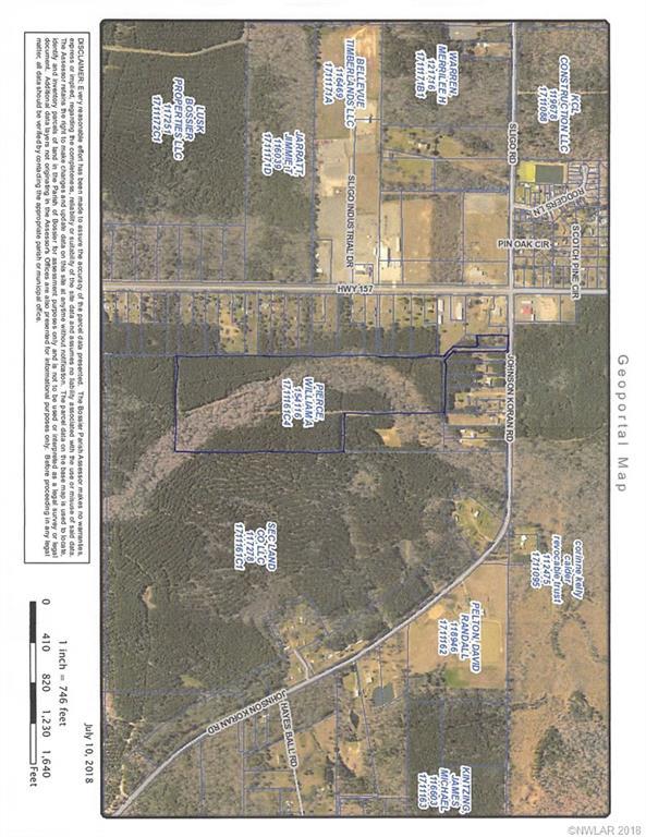 0 Johnson Koran Road, Haughton, LA 71037 - Haughton, LA real estate listing