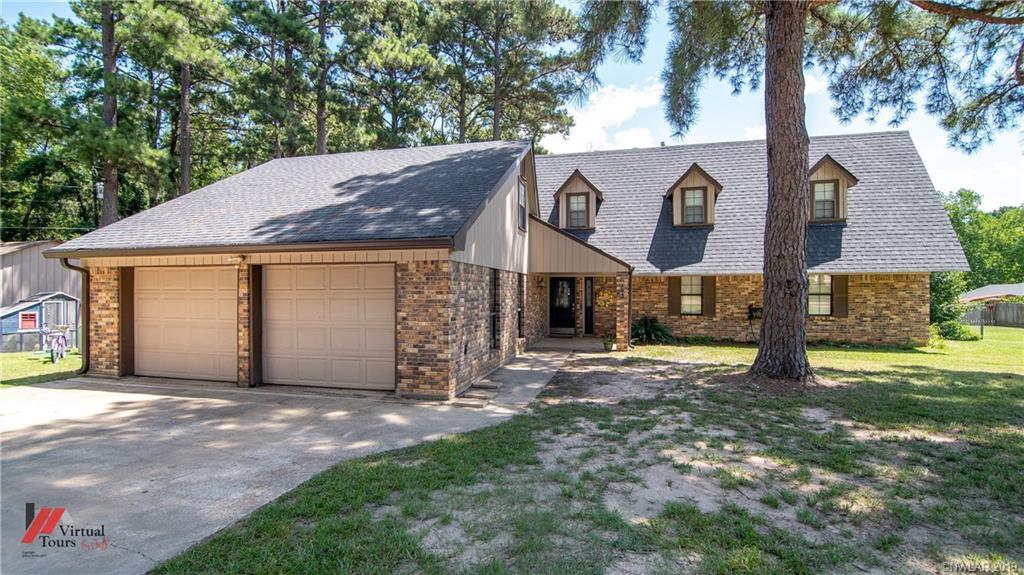 112 Janice Ext Drive, Springhill, LA 71075 - Springhill, LA real estate listing