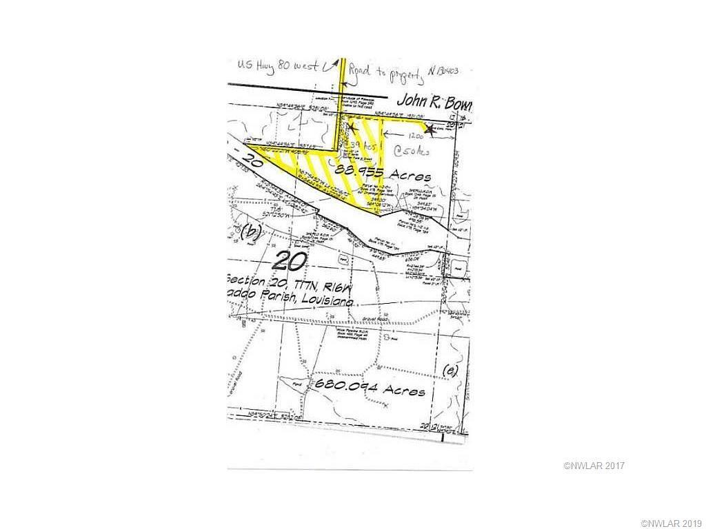 0 Highway 80 W, Greenwood, LA 71033 - Greenwood, LA real estate listing