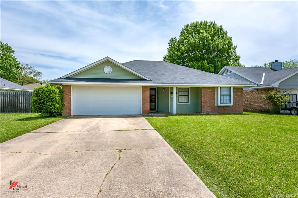 2520 Downs Street, Bossier City, LA 71111 - Bossier City, LA real estate listing