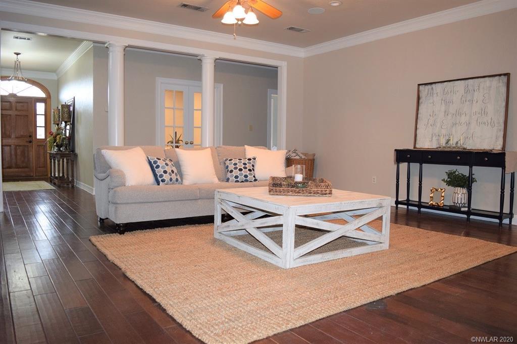 201 Woodhaven Drive, Minden, LA 71055 - Minden, LA real estate listing