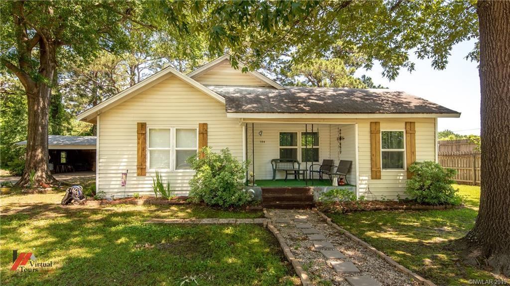 106 Morgan Street, Springhill, LA 71075 - Springhill, LA real estate listing