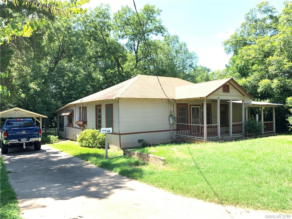 319 S 2nd Street, Vivian, LA 71082 - Vivian, LA real estate listing