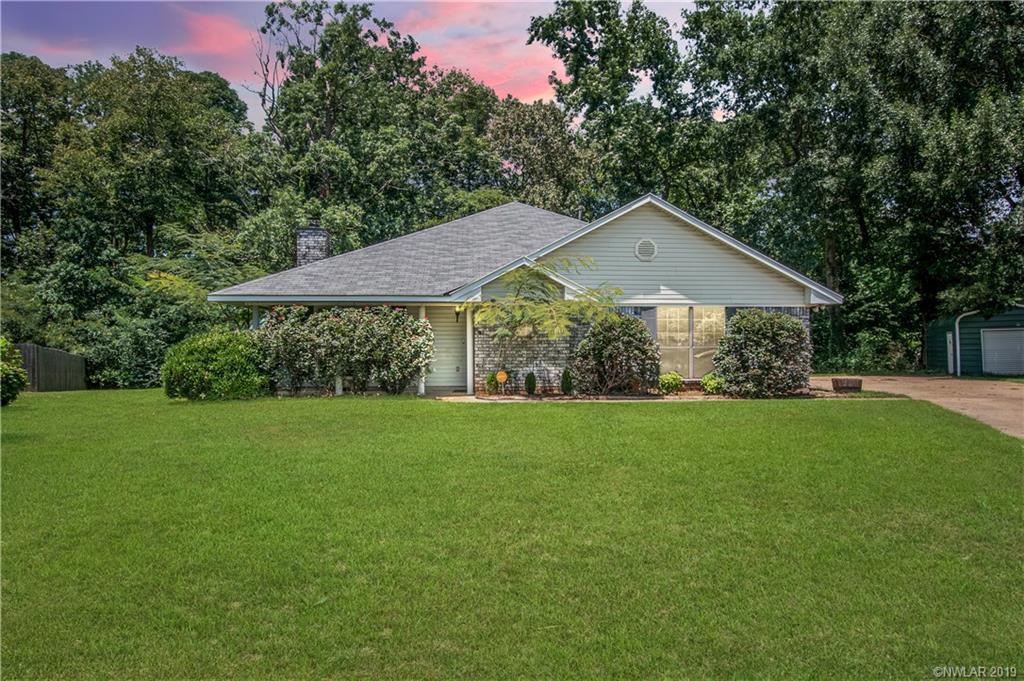 8052 Fernwood Circle, Haughton, LA 71037 - Haughton, LA real estate listing