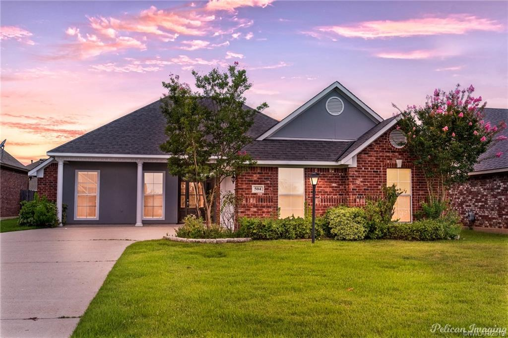 504 Brunswick Gardens, Haughton, LA 71037 - Haughton, LA real estate listing