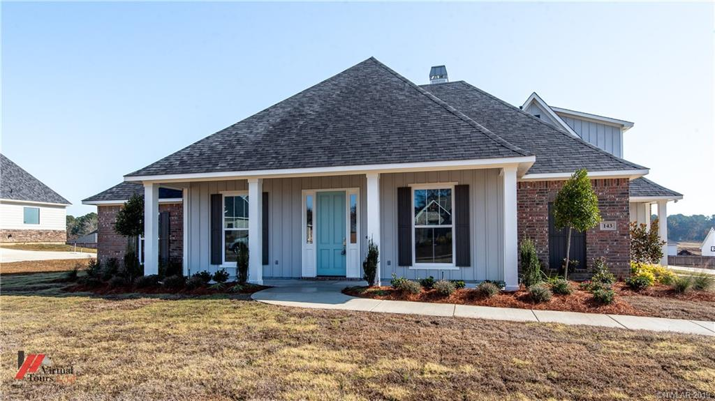 143 Oak Alley, Stonewall, LA 71078 - Stonewall, LA real estate listing