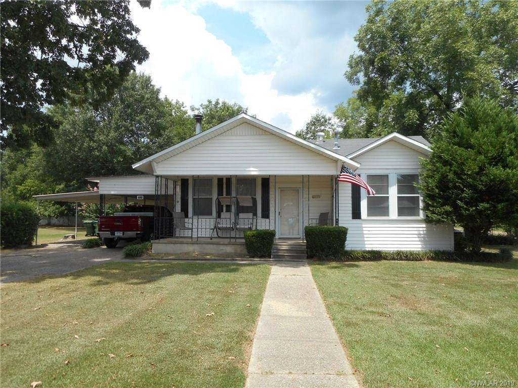 102 W Pope, Taylor, AR 71861 - Taylor, AR real estate listing
