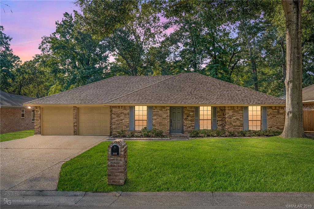 333 Ellerbe Ridge Drive, Shreveport, LA 71106 - Shreveport, LA real estate listing