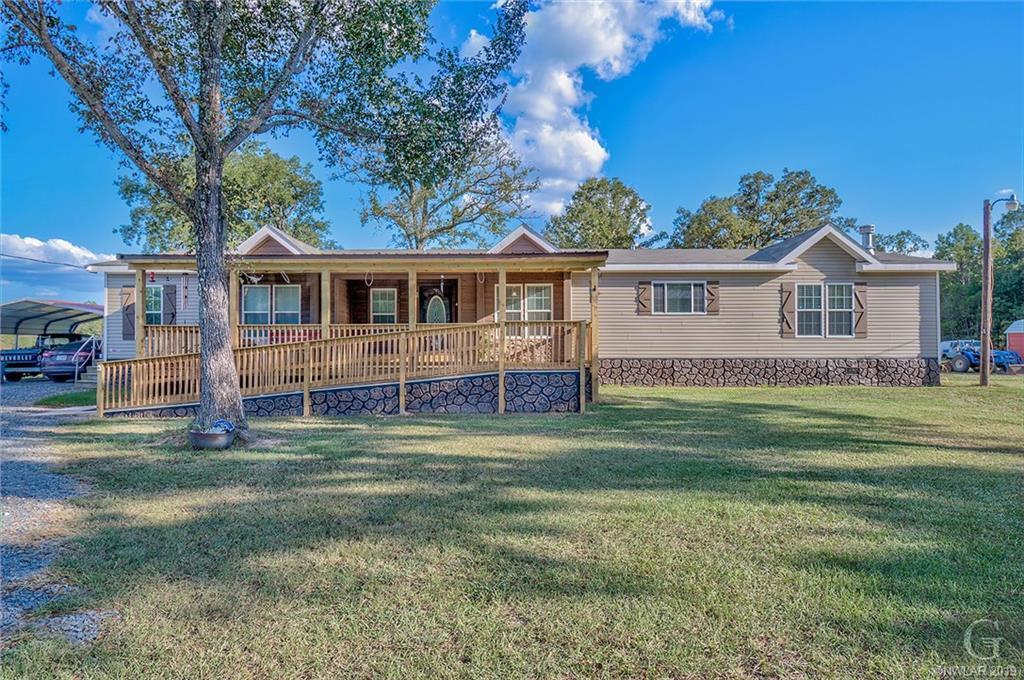 526 Parish Camp Road, Elm Grove, LA 71051 - Elm Grove, LA real estate listing
