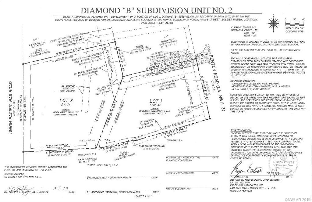 0 Benton Road, Bossier City, LA 71111 - Bossier City, LA real estate listing