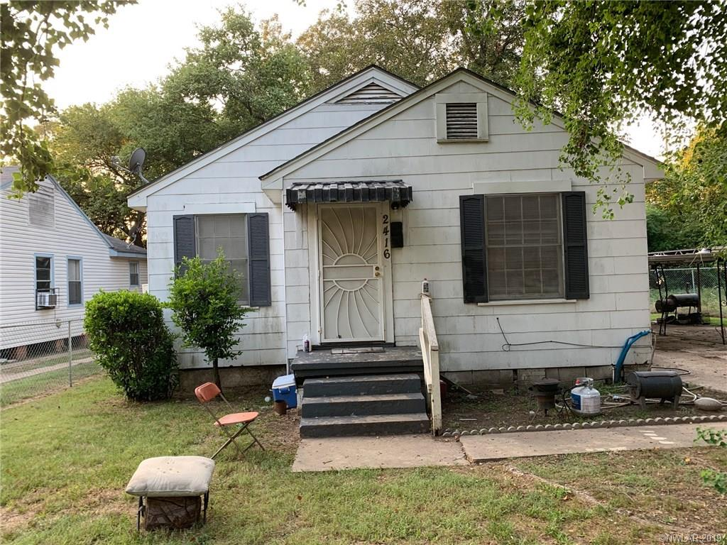 2416 Corol, Shreveport, LA 71103 - Shreveport, LA real estate listing