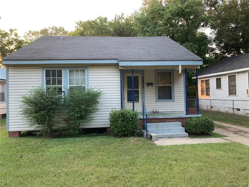 2422 Corol, Shreveport, LA 71103 - Shreveport, LA real estate listing