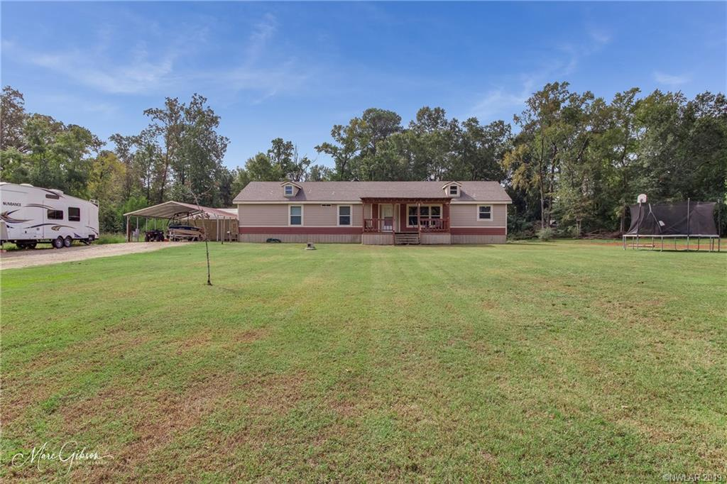 10113 Plum Point Road, Oil City, LA 71061 - Oil City, LA real estate listing