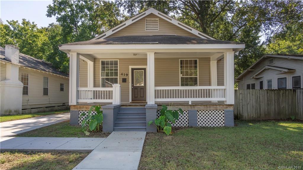 419 Washington Street, Shreveport, LA 71104 - Shreveport, LA real estate listing