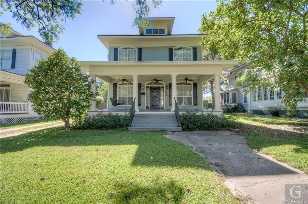 851 Kirby Place, Shreveport, LA 71104 - Shreveport, LA real estate listing