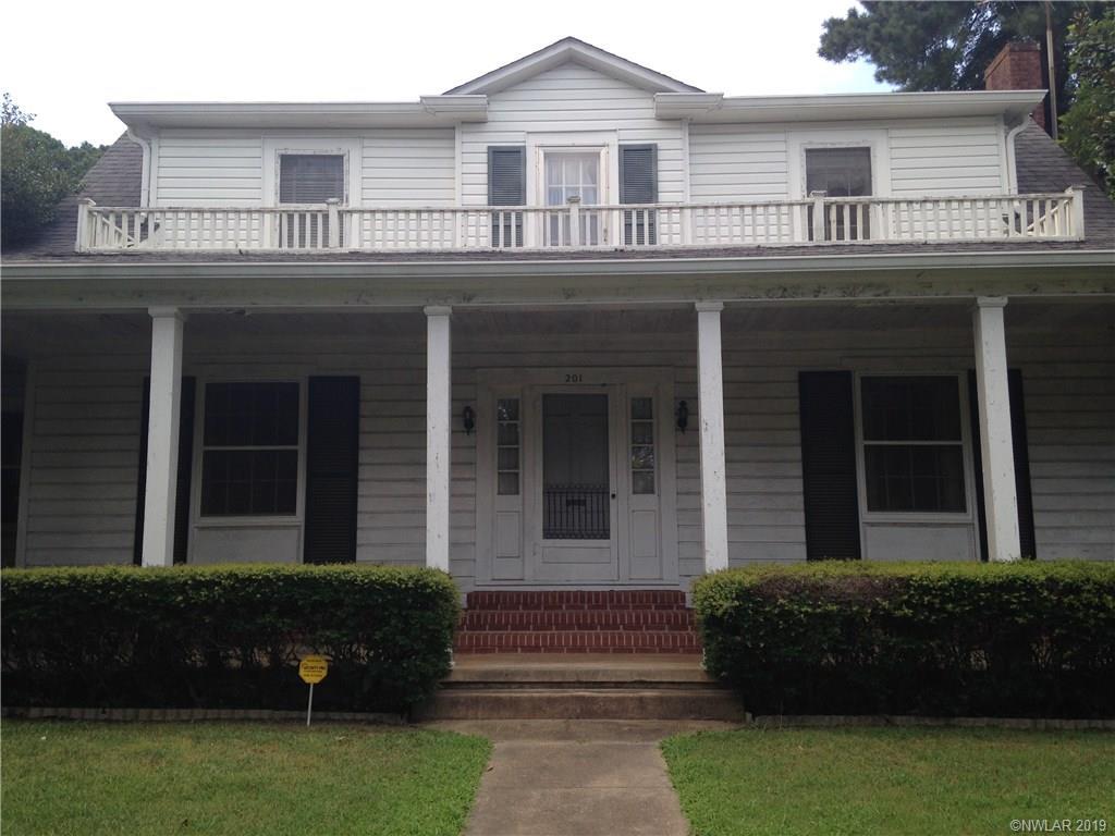 201 Goode Avenue, Minden, LA 71055 - Minden, LA real estate listing