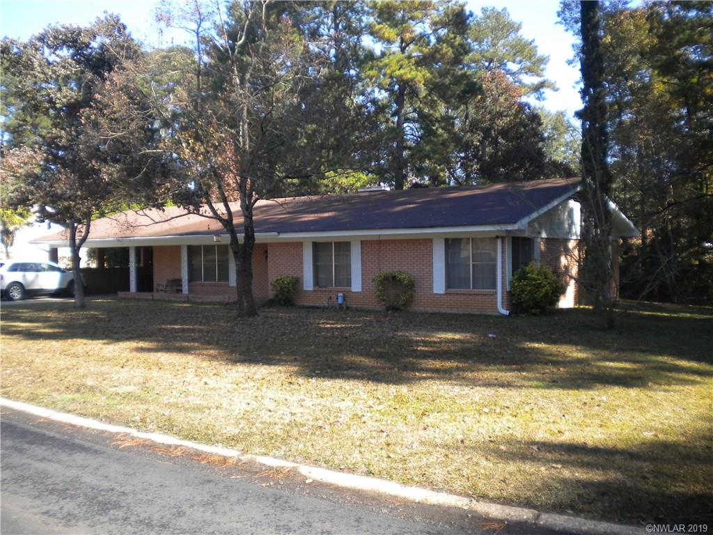 109 Hope Street, Mansfield, LA 71052 - Mansfield, LA real estate listing